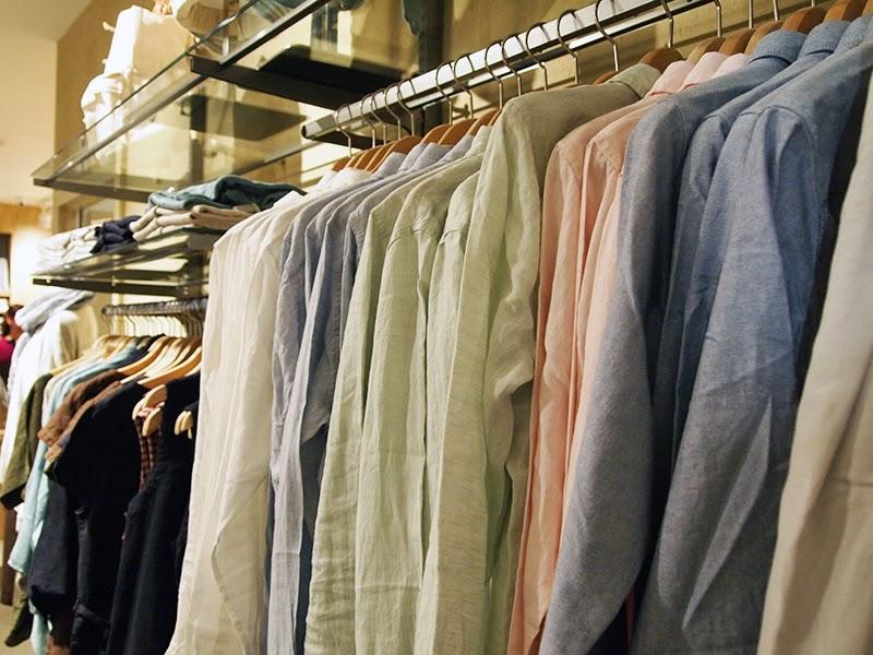 服装加工注意针织与梭织面料的区别