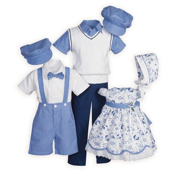 儿童服装尾单处理
