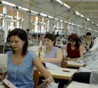 青岛胶南服装加工厂:服装行业与三农问题