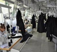 外贸服装加工厂轻资产运营